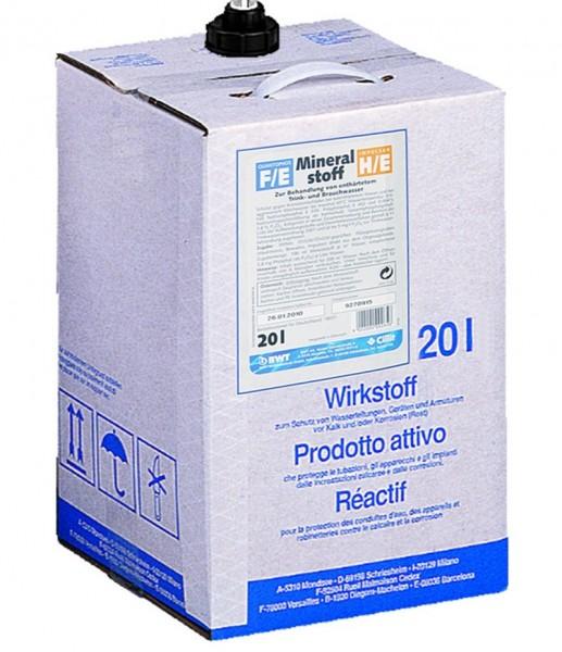 BWT Mineralstoff QUANTOPHOS®/IMPULSAN F1/H1, 20-Liter