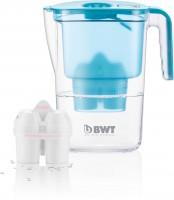 BWT VIDA Tischwasserfilter 2,6 Liter Farbe: COOL PETROL